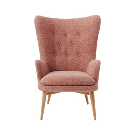 Simple modern single leisure chair