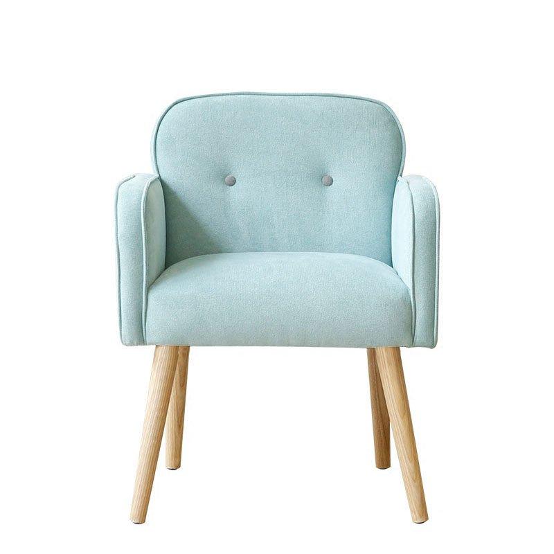 Solid wood sofa