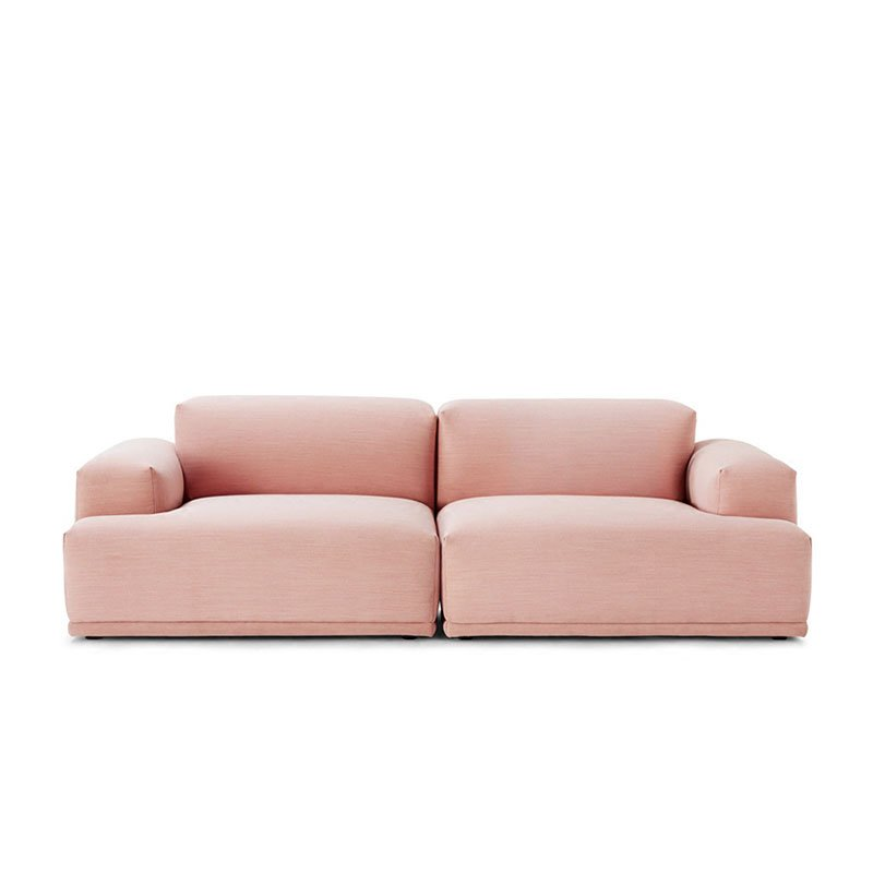 The double a large-sized apartment sofa