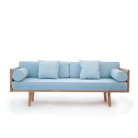 Mediterranean simple sofa combination